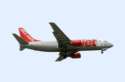 Boeing Royalty Free Stock Photo
