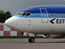 Boeing Στοκ Φωτογραφία