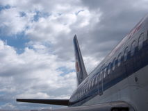 Boeing 737-200 Stock Foto's