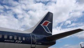 Boeing 737-200 Stock Foto