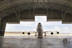 Boeing 747 Imagens de Stock
