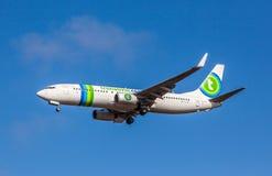 Boeing 737-800 Image stock