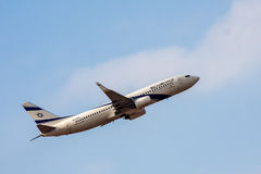 Boeing Fotos de archivo libres de regalías