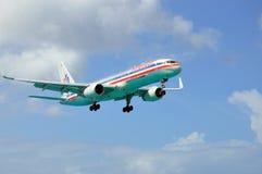 Boeing 757 Arkivfoto