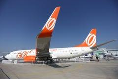 Boeing 737 800 Fotografia Stock