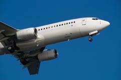 Boeing 737-800 Photographie stock libre de droits