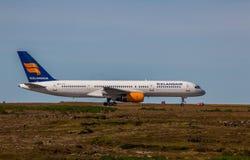 Boeing 737-800 Royaltyfri Bild