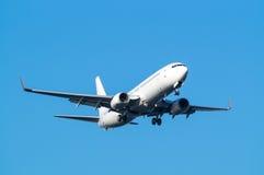 Boeing 737-800 Images libres de droits
