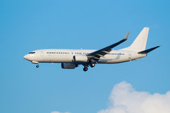 Boeing 737-800 Image libre de droits