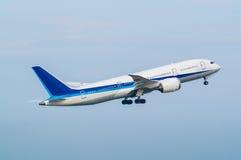 Boeing 787-8 Obraz Stock