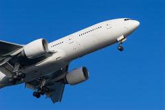 Boeing 777-200 Image stock