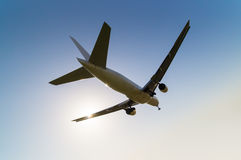 Boeing 777-200 Images stock