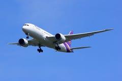 Boeing 787-800 Royaltyfri Bild