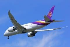 Boeing 787-800 Arkivbilder