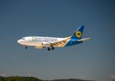 737 boeing Royaltyfria Bilder