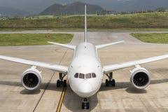Boeing 787-8 Arkivfoton