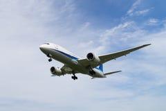 Boeing 787-8 Arkivbilder