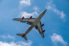 747 boeing Royaltyfria Foton