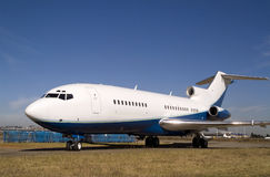Boeing 727 Stock Photo