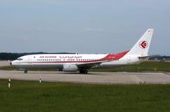 Boeing 737 Stock Image