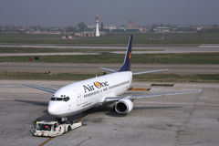 Boeing 737 Image stock