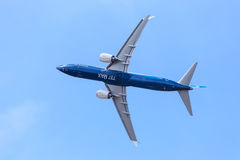 Free Boeing 737-9 Max Stock Photography - 96283912