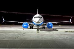 Free Boeing 737 MAX Grounded Royalty Free Stock Photos - 168872748