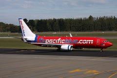 Boeing 737 NG Photos libres de droits