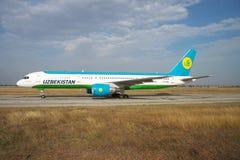 Boeing 757-200 Arkivfoto