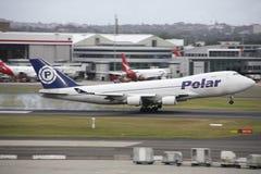 Boeing 747 Photographie stock libre de droits