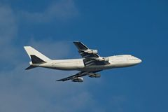 Boeing 747 Royalty Free Stock Images