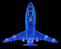 Boeing 747 Stock Photography