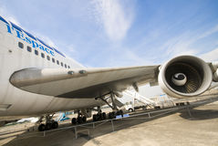 Boeing 747 Stock Images