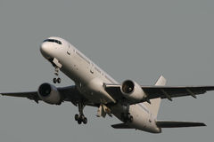 Boeing 757. A Boeing 757 taking off Stock Image