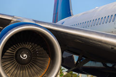 Boeing 757 airliner Stock Photos