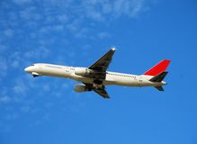 Boeing 757 passenger jet Royalty Free Stock Photos