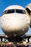 Boeing 757 trafikflygplan Arkivbilder