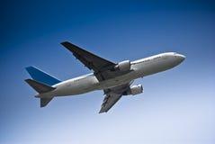 Boeing 767-266ER - 9Q-radertje Stock Afbeelding