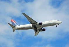 Boeing 767 passenger jet Royalty Free Stock Image