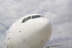Boeing 777 Immagini Stock Libere da Diritti