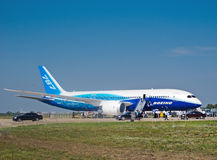 Boeing 787 Dreamliner Stock Photos