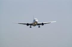 767 boeing Royaltyfri Fotografi