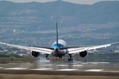 Boeing 767-200 Arkivbild