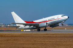 Boeing 737 Foto de archivo