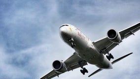 Boeing 787 Immagine Stock Libera da Diritti