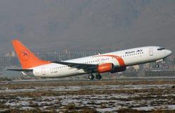 Boeing 737 Images libres de droits