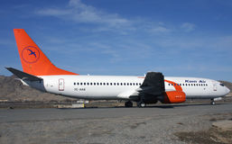 Boeing 737 Photo stock