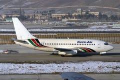 Boeing 737 Stock Afbeelding