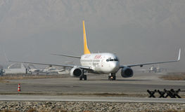 Boeing 737 Royalty-vrije Stock Afbeeldingen