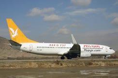 Boeing 737 Royalty-vrije Stock Foto